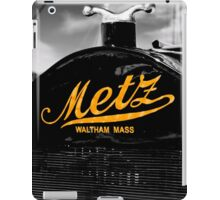Metz Auto iPad Case/Skin
