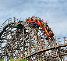 Gemini in Cedar Point by carlosramos