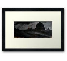 Cannon Beach (study1) Framed Print