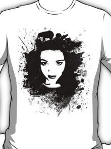 Girl splash T-Shirt