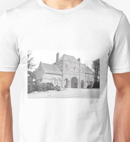 Cemetery Gates Unisex T-Shirt