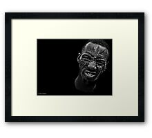 Another day, another version of The Lion King plays out on the Avenue.  Framed Print