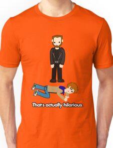 Scott Pilgrim - Lucas Lee - That's Actually Hilarious Unisex T-Shirt