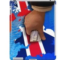 Britain under the Thumb iPad Case/Skin