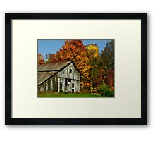 Simply Country Framed Print
