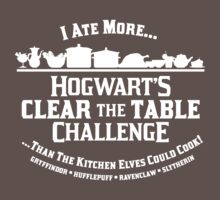 Harry Potter Eating Challenge 1 Kids Clothes