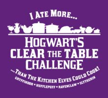 Harry Potter Eating Challenge 1 by SevenHundred