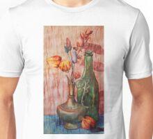 Genie Lamp Still Life Painting Unisex T-Shirt