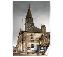 Falkland Town Hall Poster