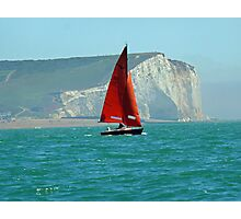 Seaford Sailing Photographic Print