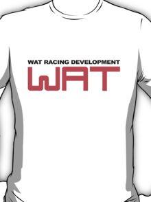wat racing development T-Shirt