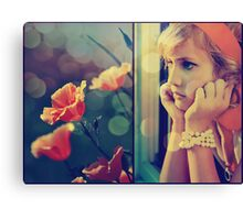 When Will I See You Again.... Canvas Print
