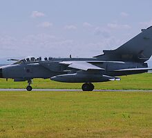 Panavia Tornado GR.4A (ZD743) by Pirate77