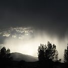 thunder in the mountains by Christine Ford