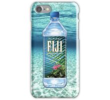 fiji water iPhone Case/Skin