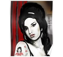 AMY WINEHOUSE R.I.P. Poster