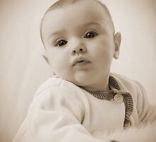 Early 1900's baby? by Becky Trudell