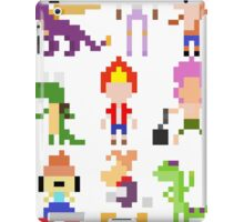 Playstation Legends pixel 2 iPad Case/Skin