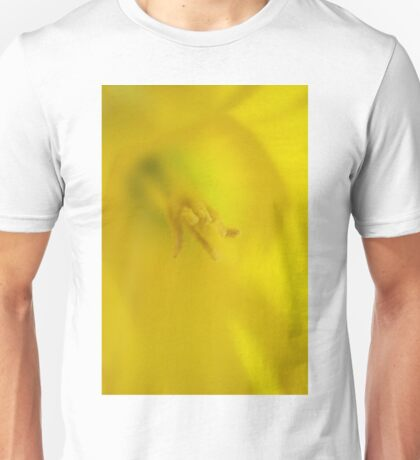 Daffodil Macro Unisex T-Shirt