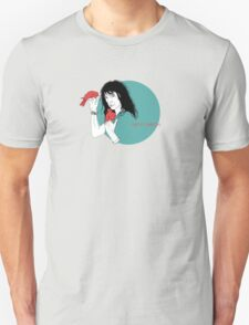 Patti Smith and Red Doves T-Shirt