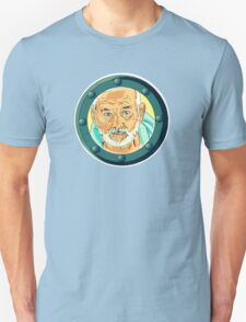Bill Porthole  - blue T-Shirt