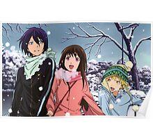 Noragami Poster Poster