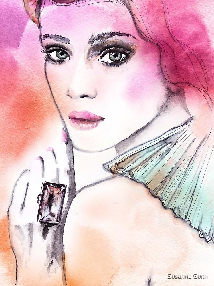 Belle Fille by Susanna Gunn
