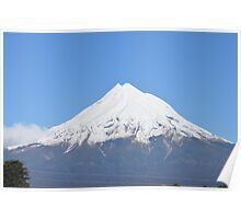 Breathtaking Nature - Mt Taranaki, New Plymouth Poster