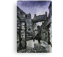 Cobble Stone Canvas Print