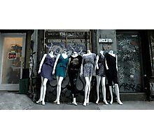 Mystique Boutique Photographic Print