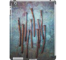 Ten nails iPad Case/Skin