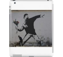 revolution flower iPad Case/Skin
