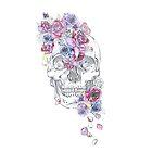 Skulls & Roses by Susanna Gunn