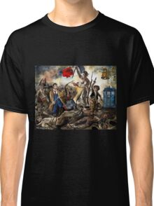 Liberty Leading the Doctor Tee Classic T-Shirt