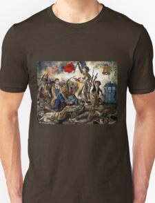 Liberty Leading the Doctor Tee T-Shirt