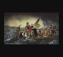 The Whos Crossing the Delaware by Jesse Rubenfeld