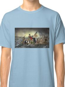 The Whos Crossing the Delaware Classic T-Shirt