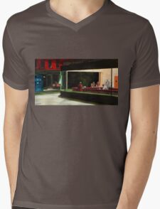 Night-Docs tee Mens V-Neck T-Shirt
