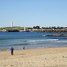 North Beach ( Wollongong, NSW) by Lunaria
