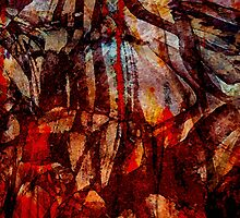 drifting spirits lost souls.... killing fields undergrowth by banrai
