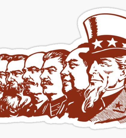 Comrade Sam Sticker