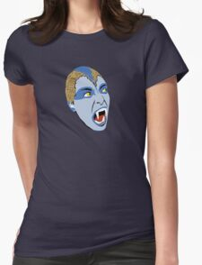 The Lair of the White Worm - Sylvia Marsh Womens Fitted T-Shirt
