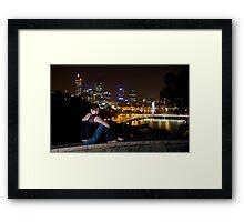 Kristy 6 Framed Print