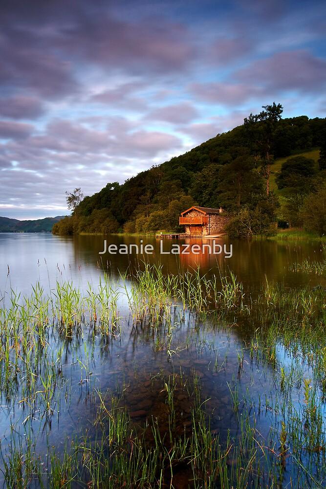 Ullswater Morn by Jeanie