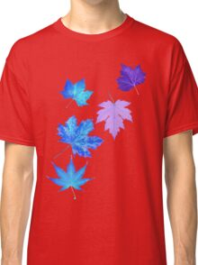 Nature - Inverted Leaf Classic T-Shirt