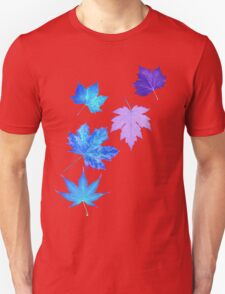 Nature - Inverted Leaf Unisex T-Shirt