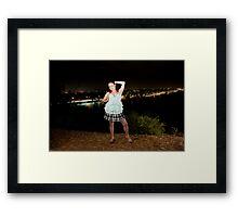 Kristy 19 Framed Print