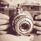 The camera can photograph thought by ARIANA1985