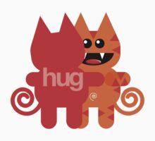 KAT HUG One Piece - Short Sleeve