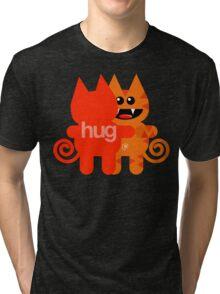 KAT HUG Tri-blend T-Shirt